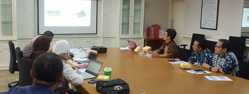 Kegiatan Rapat Penyusunan Roadmap penelitian Prodi SI