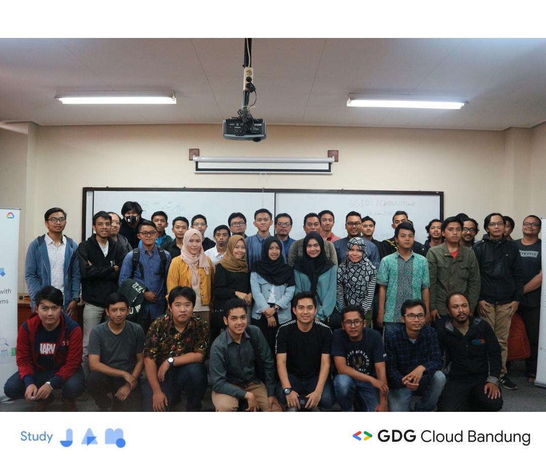 Google Cloud Study Jam 2019 Bandung