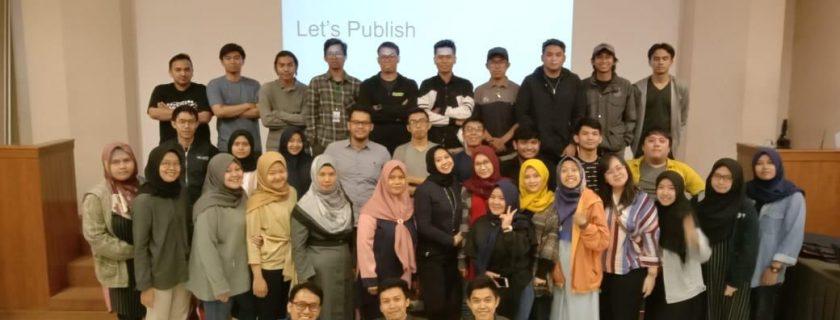 Prodi Sistem Informasi mengadakan Sharing Knowledge